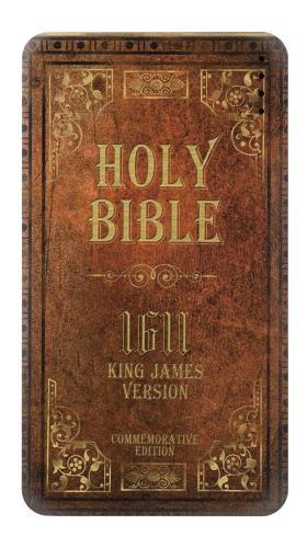 Holy Bible 1611 King James Version Iphone6 Case