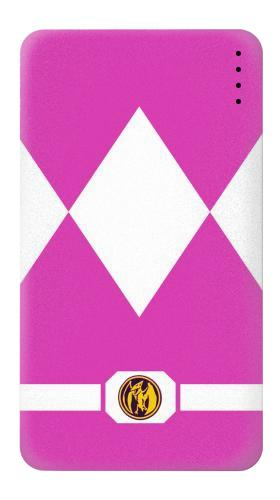 Ladies Pink Mighty Morphin Power Ranger Minimalist Iphone6 Case