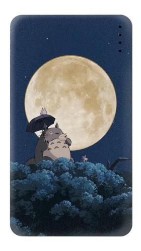 Totoro Ocarina Moon Night Iphone6 Case