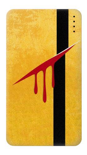 Kill Bill Yellow Tracksuit Iphone6 Case