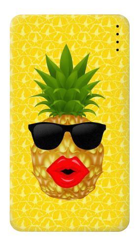 Pineapple Black Sunglasses Iphone6 Case