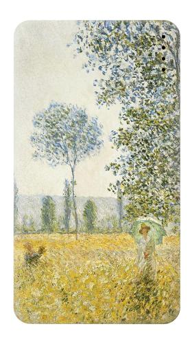 Claude Monet Fields In Spring Iphone6 Case