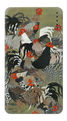 Ito Jakuchu Rooster Iphone6 Case