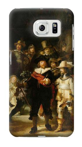 Printed The Night Watch Rembrandt Samsung Galaxy S7 edge Case