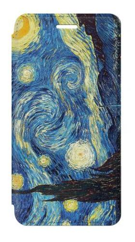 Printed Van Gogh Starry Nights Iphone 7 plus Case