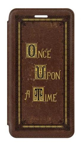 Printed Once Upon a Time Book Cover Iphone 5 Case