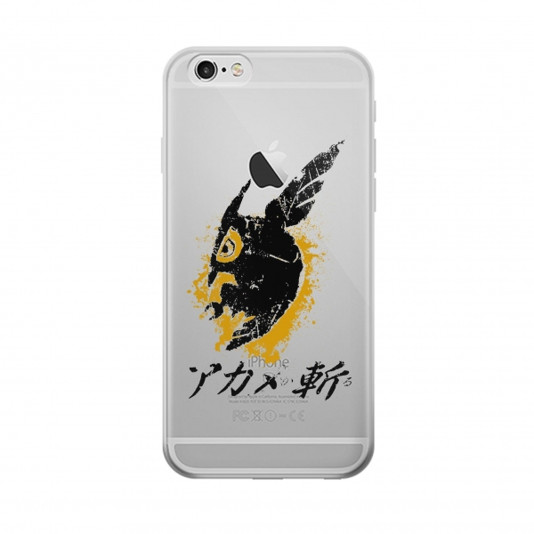Clear Akame Ga Kill Night Raid Iphone 6 Transparent Case