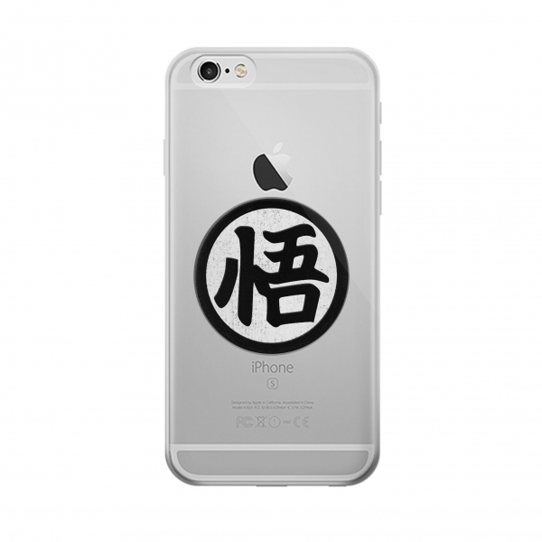 Dragon Ball Z Goku Japan Kanji Symbol Anime Costume Iphone 5iphone