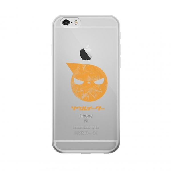 Clear Soul Eater Japan Anime Symbol Iphone 6 Transparent Case