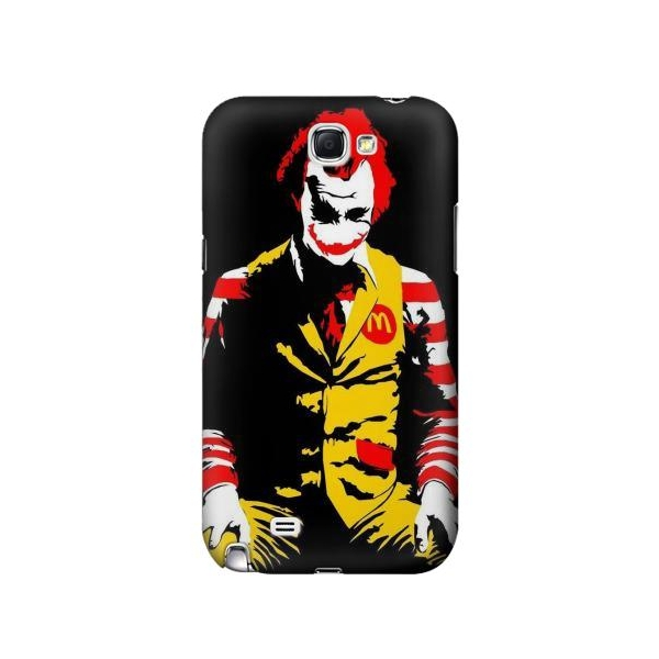 Mc Donalds Joker Phone Case Cover for Samsung Galaxy Note II