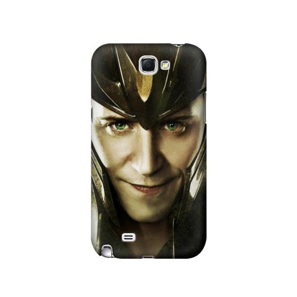 Loki Face Asgard Phone Case Cover for Samsung Galaxy Note II