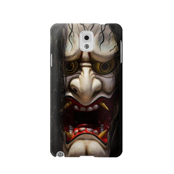Hannya Demon Mask Case