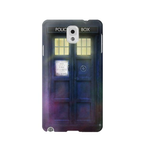 Tardis Phone Box Case