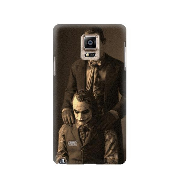 Jokers Together Phone Case Cover for Samsung Galaxy Note 4