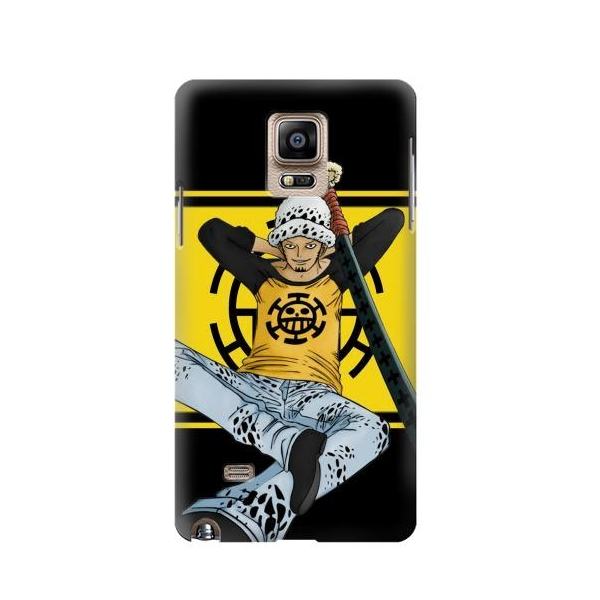 One Piece Trafalgar Law Phone Case Cover for Samsung Galaxy Note 4