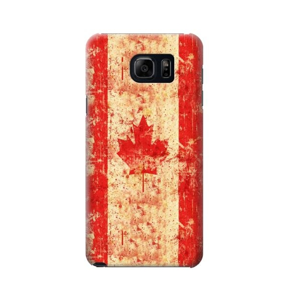 Canada Flag Old Vintage Case