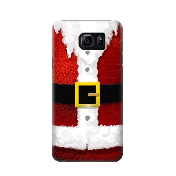 Christmas Santa Red Suit Phone Case Cover for Samsung Galaxy Note5