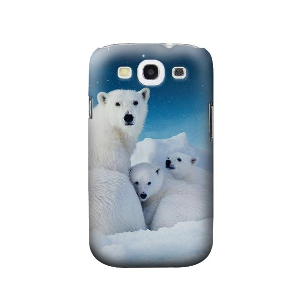 Polar Bear Family Arctic Case