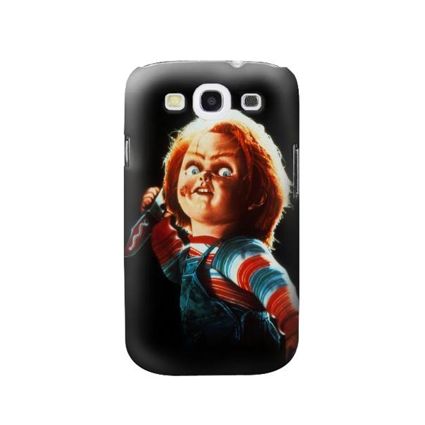 Chucky With Knife Case