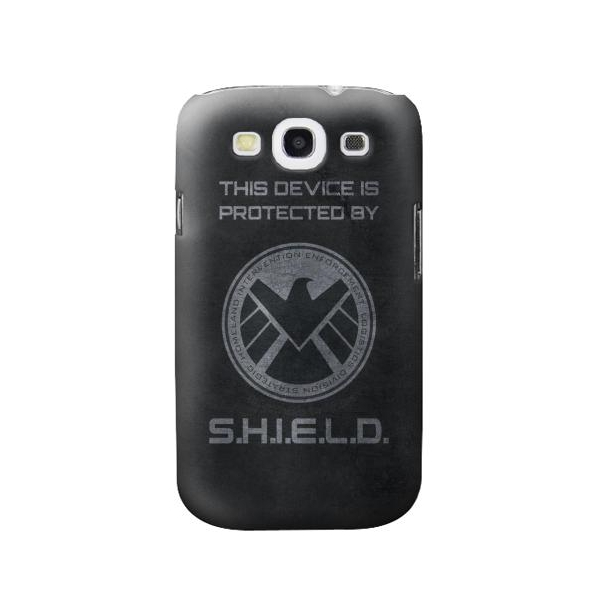 This Device is Protected by Shield Case