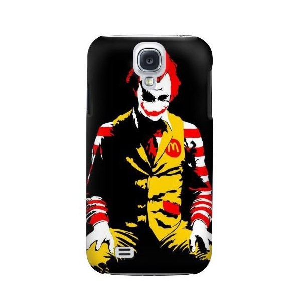 Mc Donalds Joker Phone Case Cover for Samsung Galaxy S4