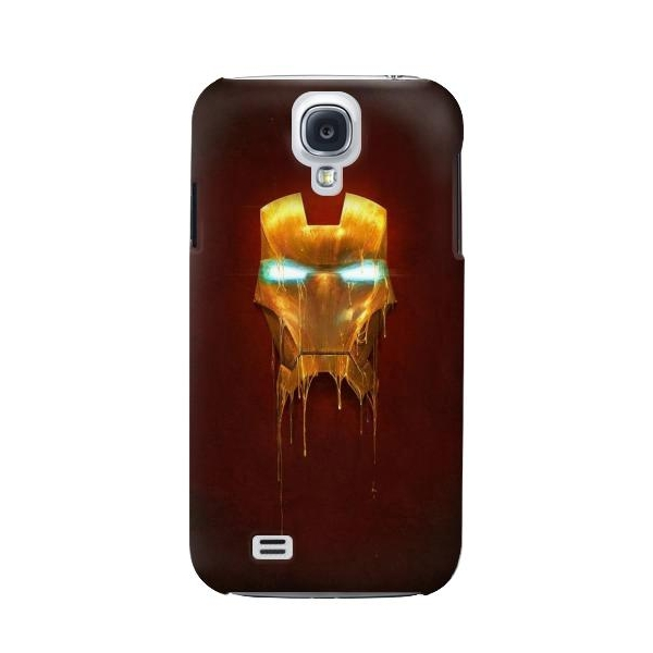 Ironman Mask Phone Case Cover for Samsung Galaxy S4