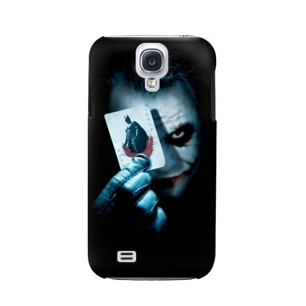 Joker Phone Case Cover for Samsung Galaxy S4