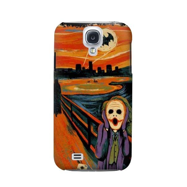Scream Joker Batman Phone Case Cover for Samsung Galaxy S4