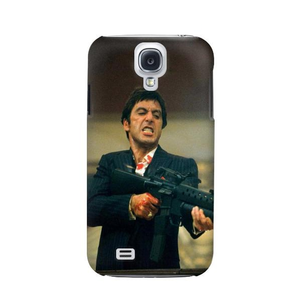 SCOZOS tony montana scarface phone case cover for samsung ... |Scarface Phone Case
