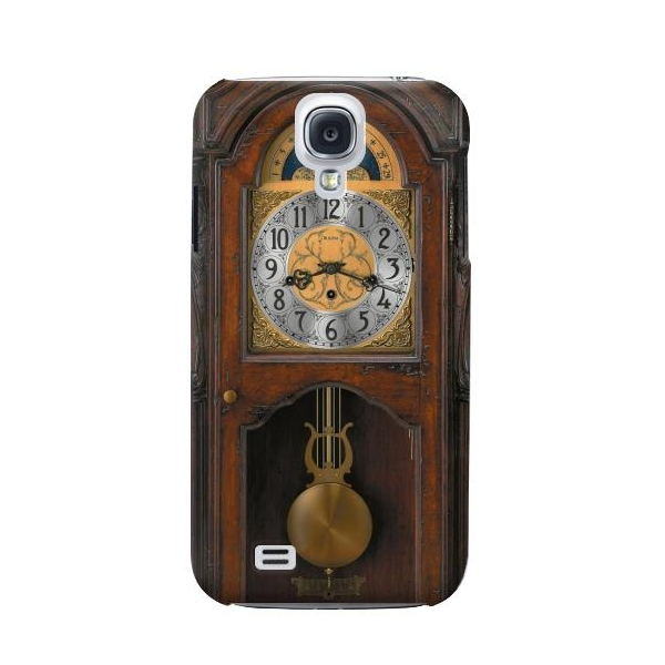 Grandfather Clock Antique Wall Clock Case