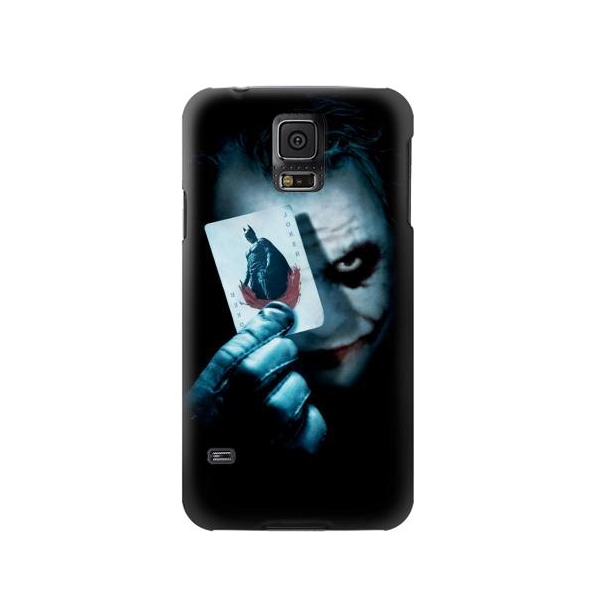 Joker Phone Case Cover for Samsung Galaxy S5