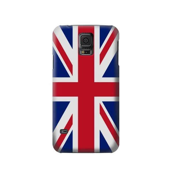 Flag of The United Kingdom Phone Case Cover for Samsung Galaxy S5