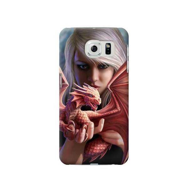 Baby Red Fire Dragon Case