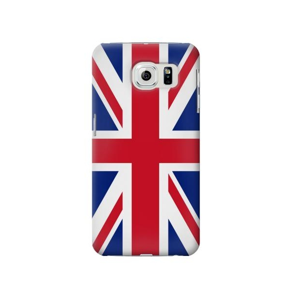 Flag of The United Kingdom Phone Case Cover for Samsung Galaxy S6