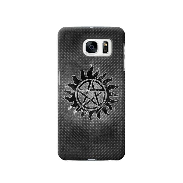 Supernatural Antidemonpos Symbol Phone Case Cover for Samsung Galaxy S7