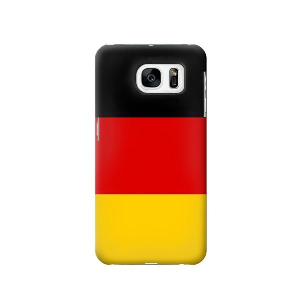 Flag of Germany Phone Case Cover for Samsung Galaxy S7