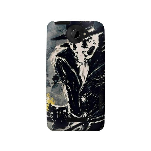 Rorschach Watchmen Phone Case Cover for HTC One X