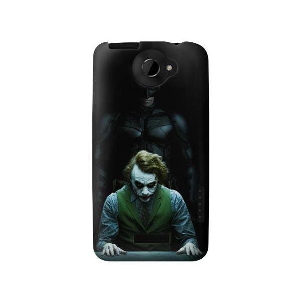 Batman Joker Phone Case Cover for HTC One X