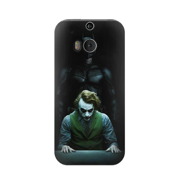 Batman Joker Phone Case Cover for HTC One M8