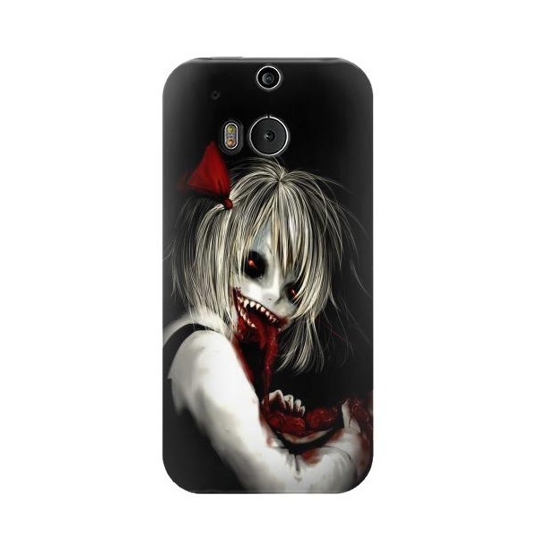 Creepypasta Creepy Pasta Phone Case Cover for HTC One M8