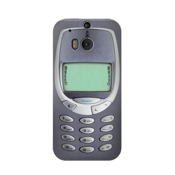 Vintage Retro Mobile Phone 3310 Case