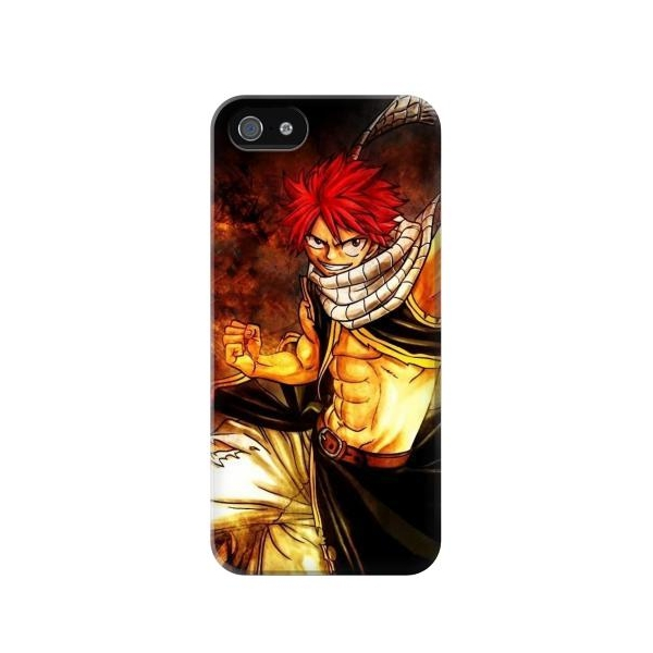 Fairy Tail Natsu Dragneel Salamander Fire Dragon Slayer Case