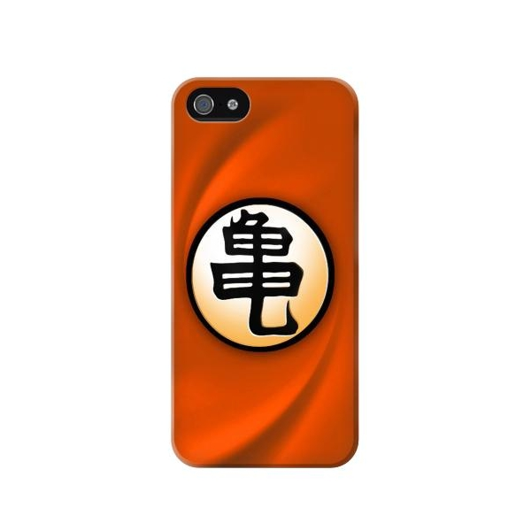Dragon Ball Son Goku Kame Turtle Uniform Phone Case Cover for iPhone 5c