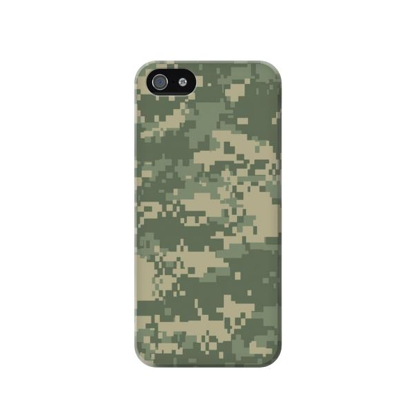 Digital Camo Camouflage Graphic Printed Phone Case Cover for iPhone 5c