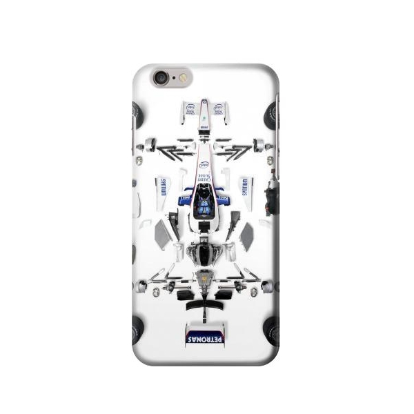 Formula One F1 Auto Part Case