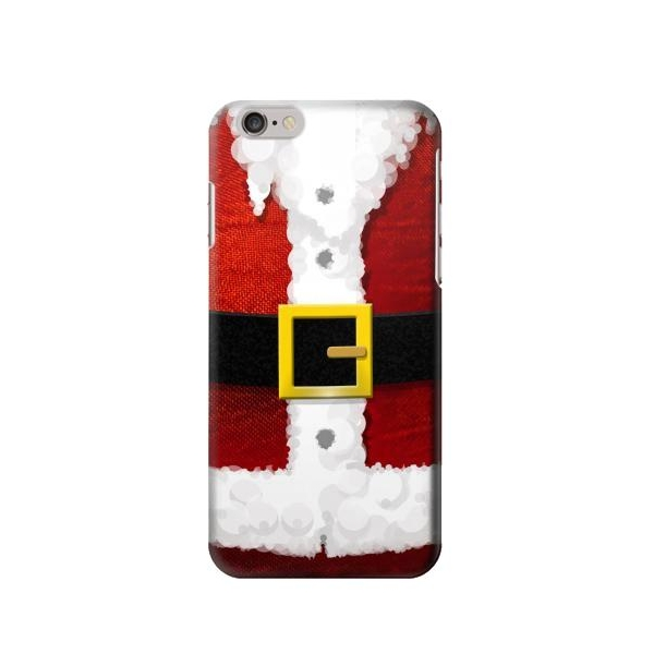 Christmas Santa Red Suit Phone Case Cover for iPhone 6 Plus/iPhone 6s Plus