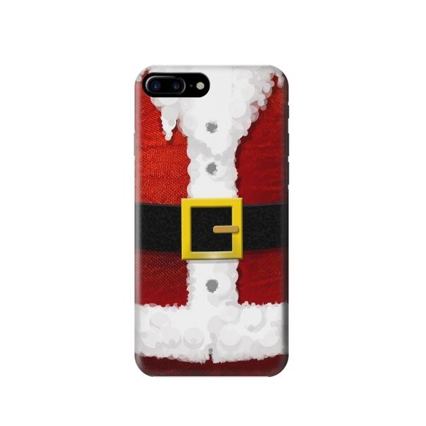 Christmas Santa Red Suit Phone Case Cover for iPhone 7 Plus