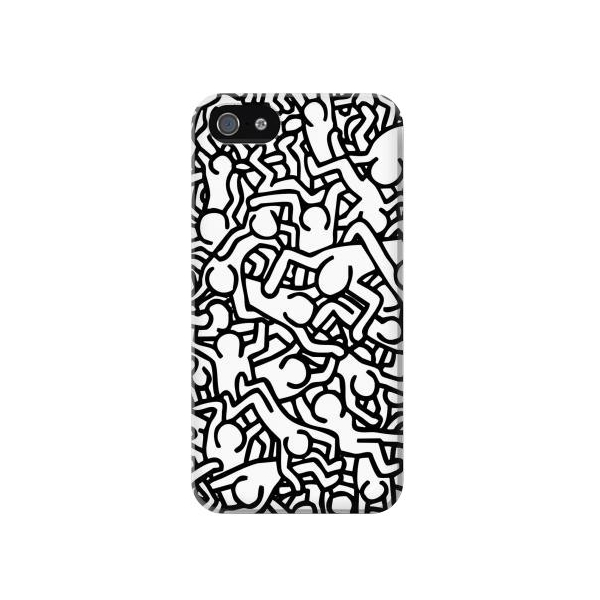 Keith Haring Art Case