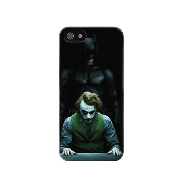 Batman Joker Phone Case Cover for iPhone 5/iPhone 5s/iPhone SE