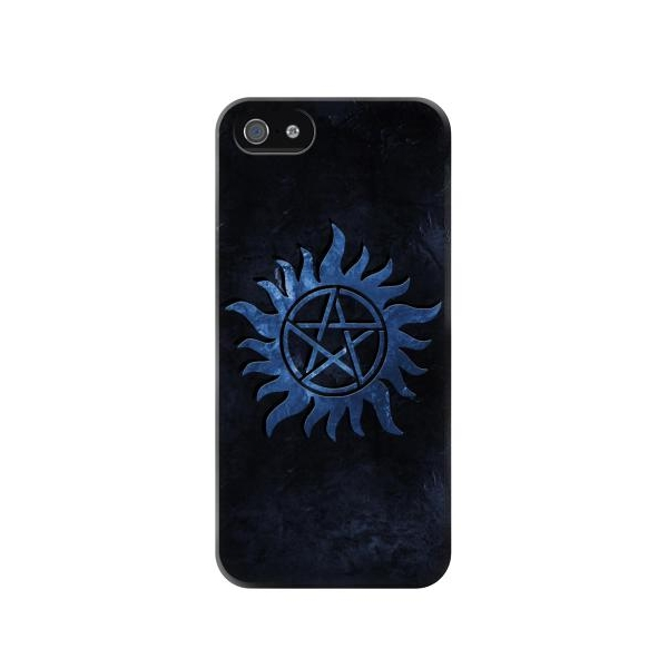 Supernatural Anti Possession Symbol Iphone 5iphone 5siphone Se